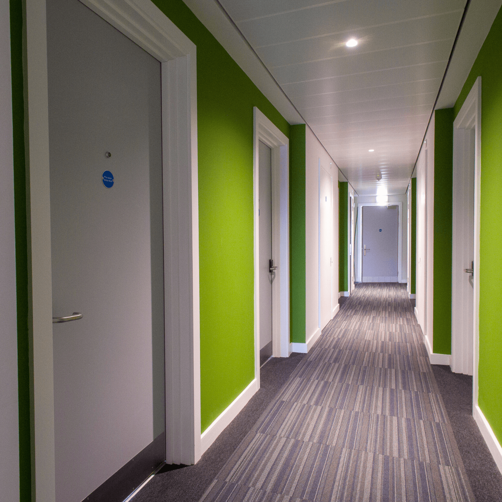 JCS Interiors Secure Commonwealth Games Residential Contract
