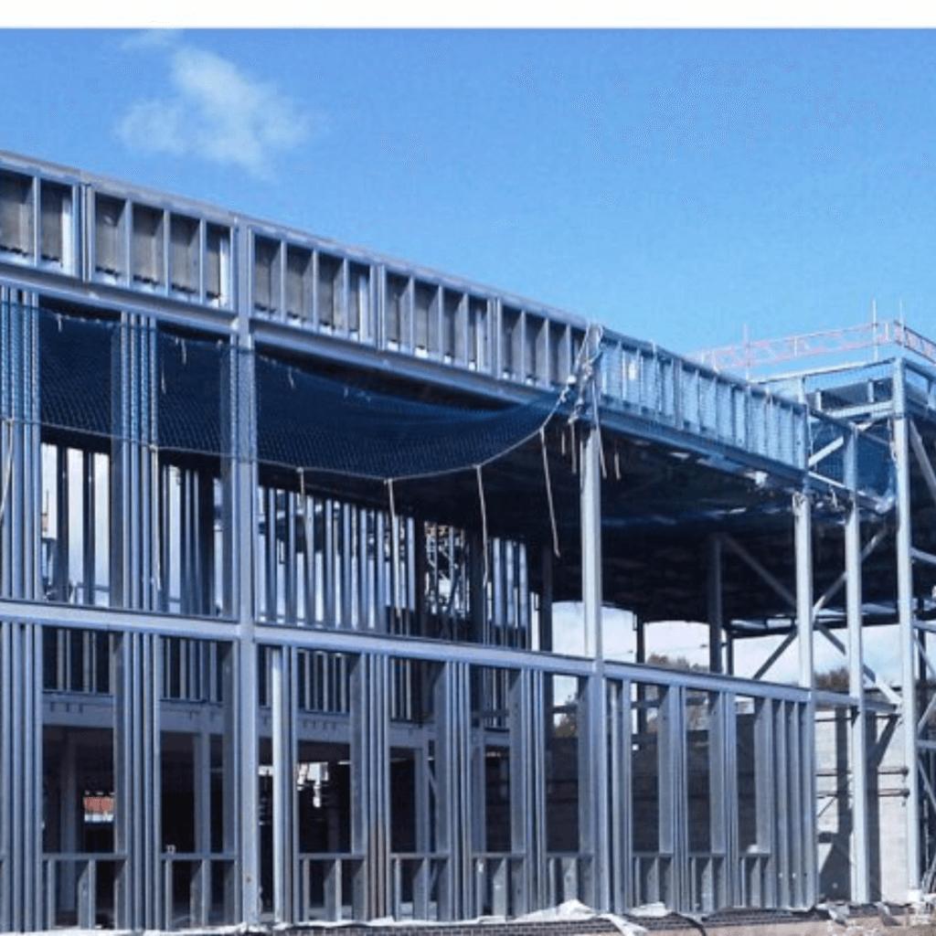 Metsec Steel framework solutions
