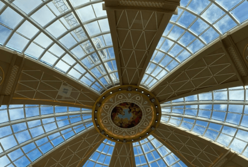 Barton square for drylining and suspended ceiling specialists, JCS Interiors