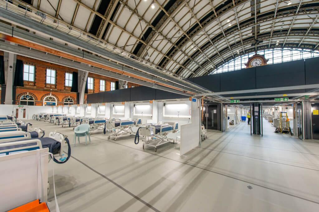 GMEX Nightingale hospital